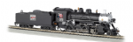 Bachmann 51316 Baldwin 2-8-0 Consolidation Western Pacific#35 (DCC On Board)